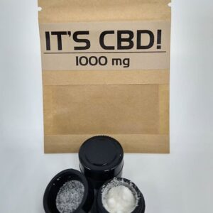 IT'S CBD - 1 g CBD Isolate